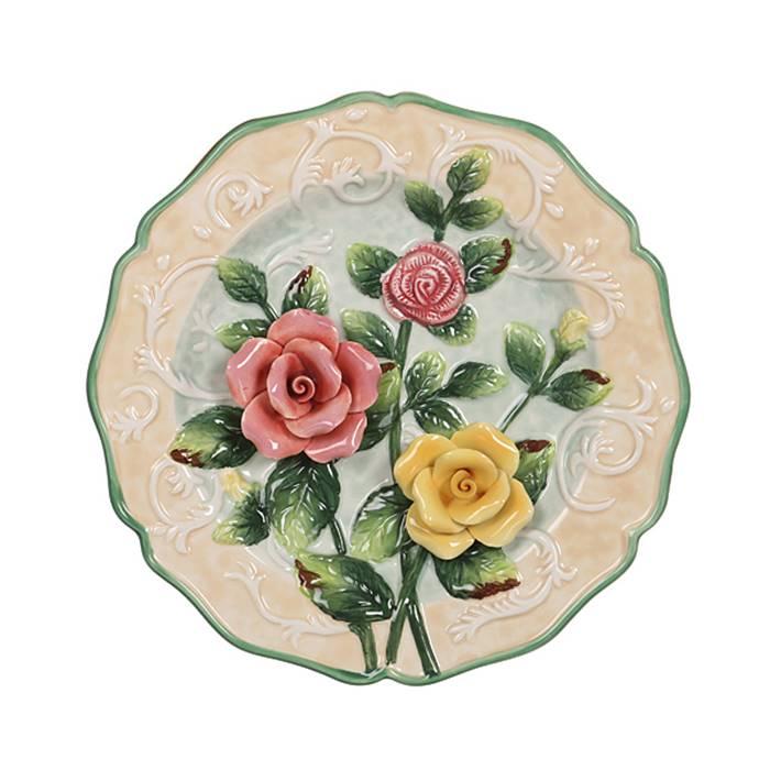 Декоративные тарелки купить необычные