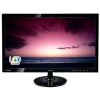 "Монитор Asus 24"" VS248HR черный TN+film LED 16:9 DVI HDMI матовая 250cd 1920x1080 D-Sub FHD 4.1кг"