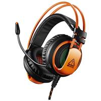 Гарнитура Canyon Gaming headset 3.5mm, USB (7XCNDSGHS5) Black