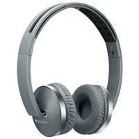 Гарнитура Canyon Wireless Foldable Headset, Bluetooth 4.2 (7CCNSCBTHS2DG) Gray