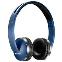 Гарнитура Canyon Wireless Foldable Headset, Bluetooth 4.2 (7CCNSCBTHS2BL) Blue